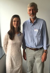 Lucy Rodina and David Groenfeldt