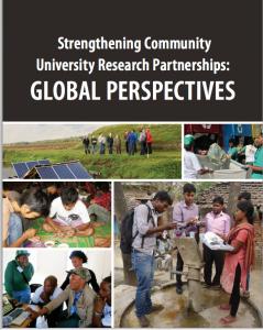 Strengthening Community University Research Partnerships